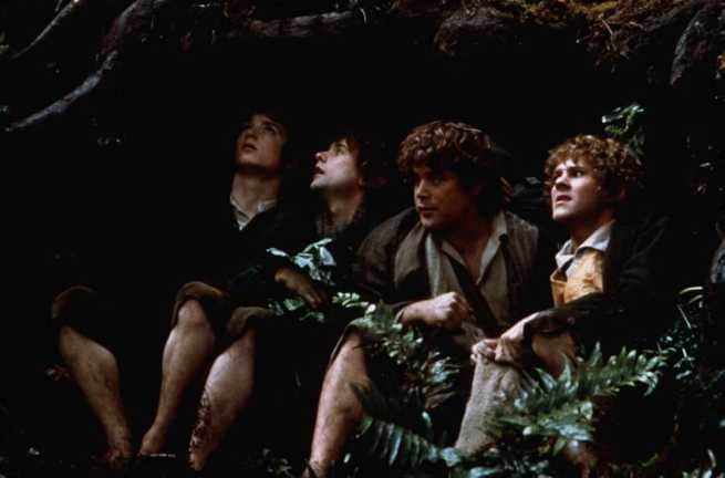 Elijah Wood, Billy Boyd, Sean Astin, Dominic Monaghan