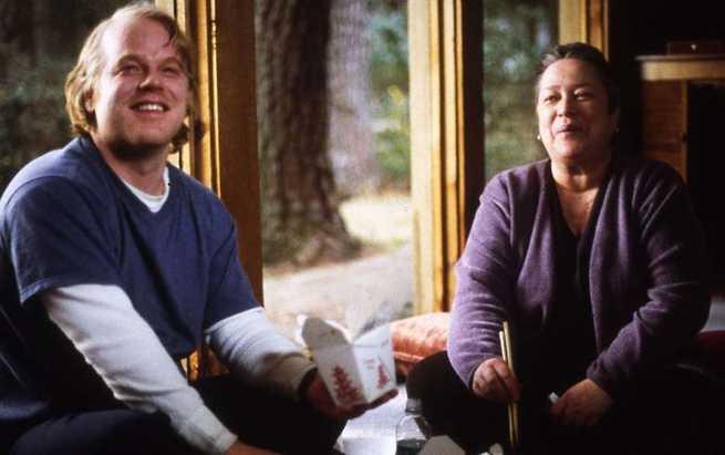 Philip Seymour Hoffman, Kathy Bates