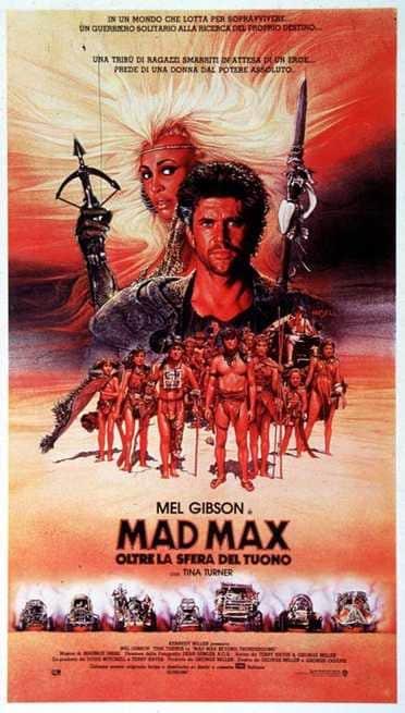 1/5 - Mad Max - Oltre la sfera del tuono