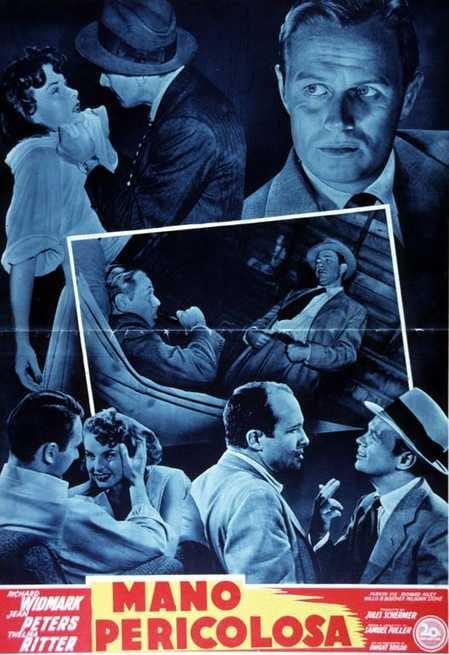 Risultati immagini per mano pericolosa film 1953