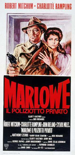 Risultati immagini per Marlowe il poliziotto privato