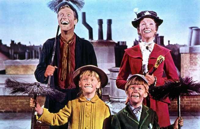 1/7 - Mary Poppins
