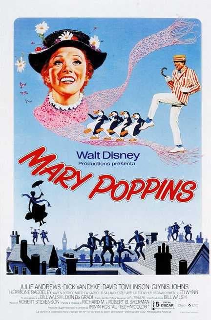 2/7 - Mary Poppins
