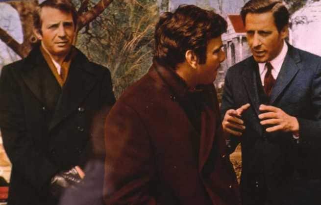 John Cassavetes, Ben Gazzara, Peter Falk