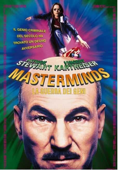 Masterminds – La Guerra Dei Geni (1997)