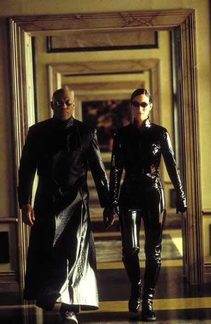 2/7 - Matrix Reloaded