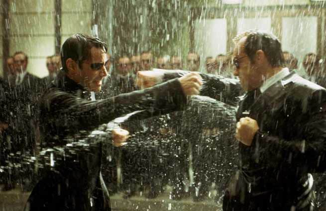 1/7 - Matrix Revolutions