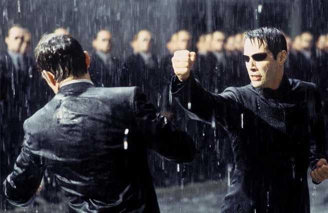 2/7 - Matrix Revolutions