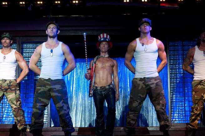 0/7 - Magic Mike