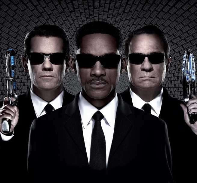Josh Brolin, Will Smith;Tommy Lee Jones