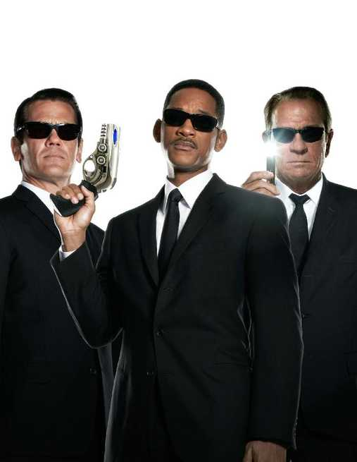 Josh Brolin, Will Smith, Tommy Lee Jones