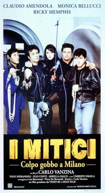 I mitici colpo gobbo a milano 1994 for Il tuo ex non muore mai trailer ita