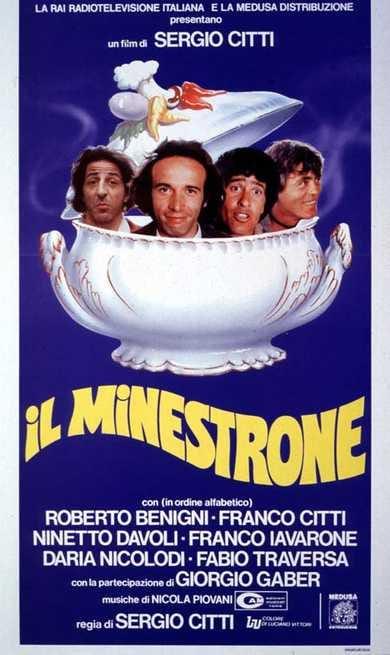 Risultati immagini per Il Minestrone film