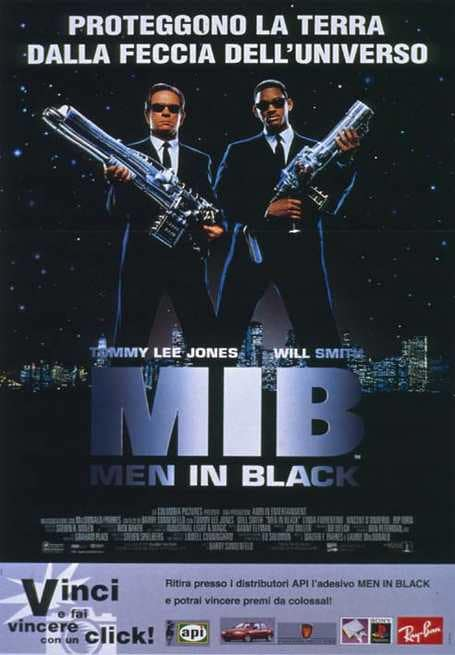 0/7 - Men in Black