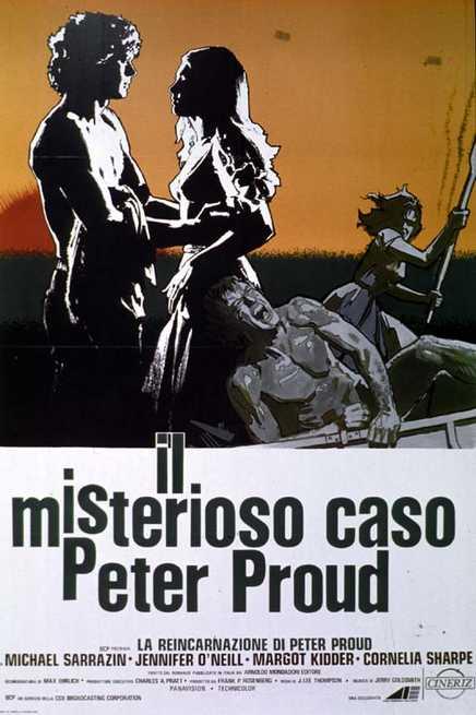 Risultati immagini per Il misterioso Caso Peter Proud