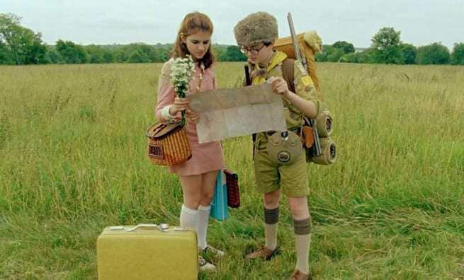 0/7 - Moonrise Kingdom - Una fuga d'amore