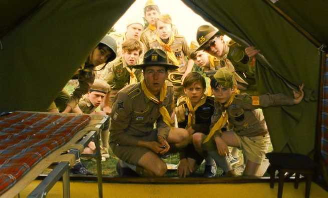 1/7 - Moonrise Kingdom - Una fuga d'amore