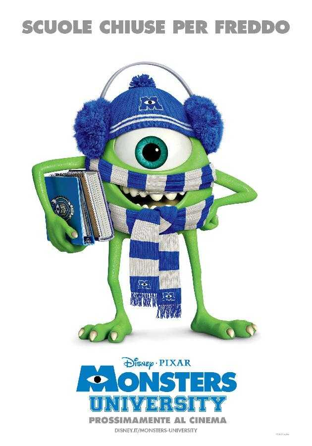 2/0 - Monsters University