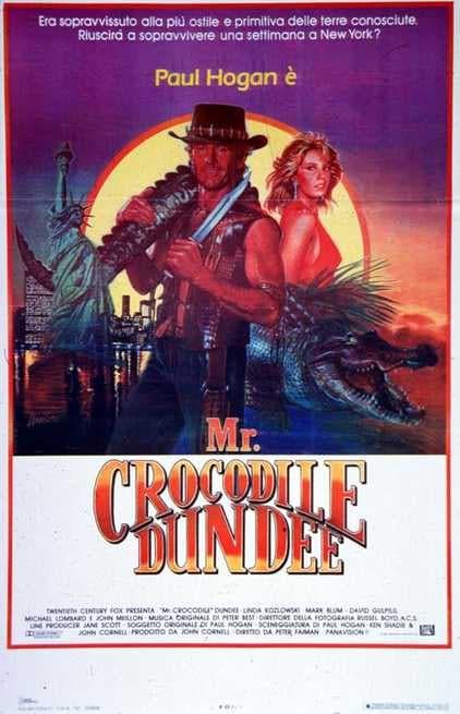 1/4 - Mr. Crocodile Dundee