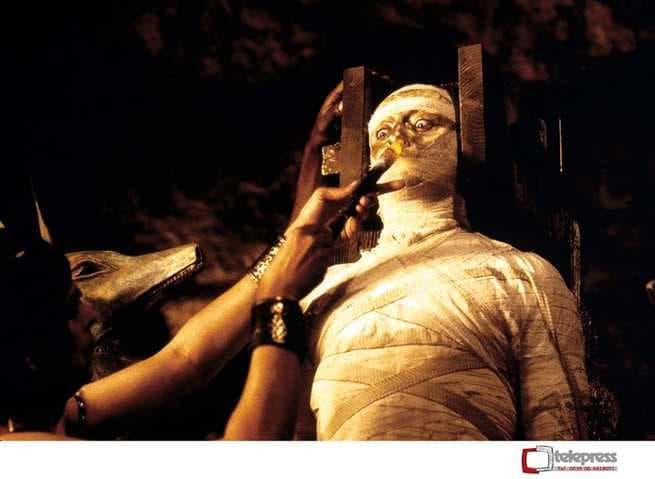 2/7 - La mummia