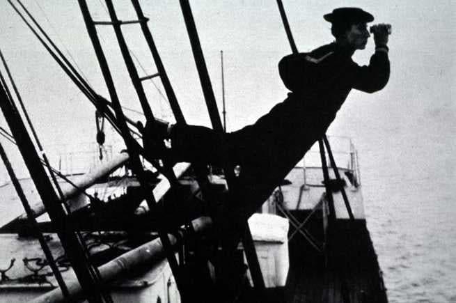Risultati immagini per il navigatore film 1924