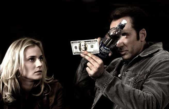Diane Kruger, Nicolas Cage
