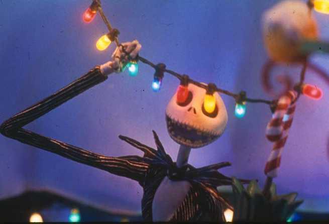 1/7 - Nightmare Before Christmas