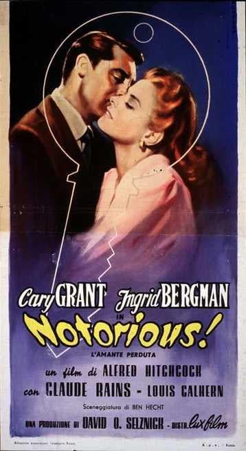 1/3 - Notorious - L'amante perduta