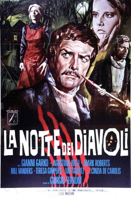La noche de los diablos (La notte dei diavoli, 1972) 00717001