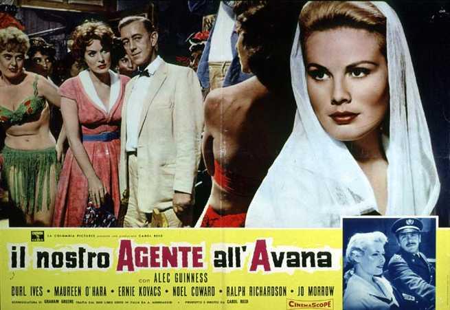 1/4 - Il nostro agente all'Avana