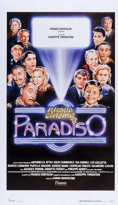 1/7 - Nuovo Cinema Paradiso