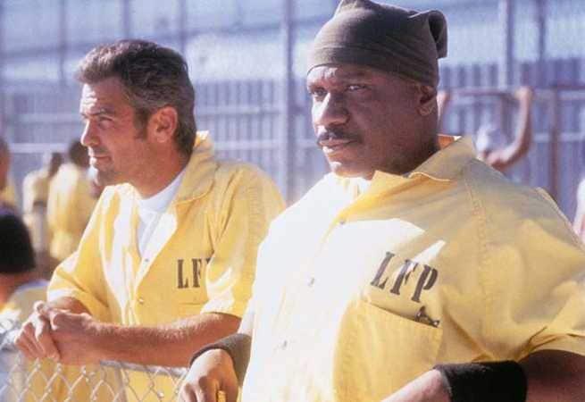 George Clooney, Ving Rhames