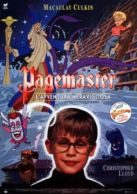 2/7 - Pagemaster - L'avventura meravigliosa