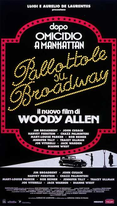 1/4 - Pallottole su Broadway