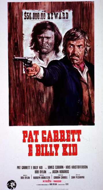 1/4 - Pat Garrett e Billy the Kid