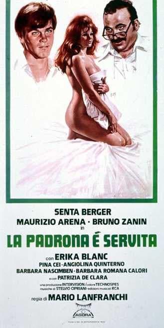 La Padrona E' Servita (1976)