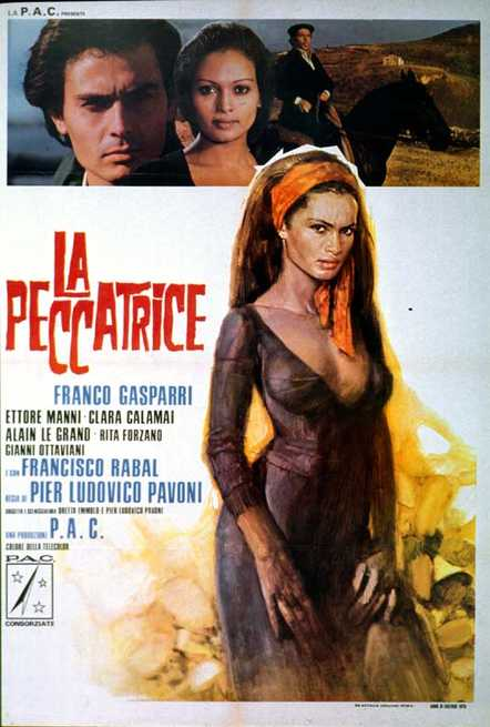 La Peccatrice (1975)