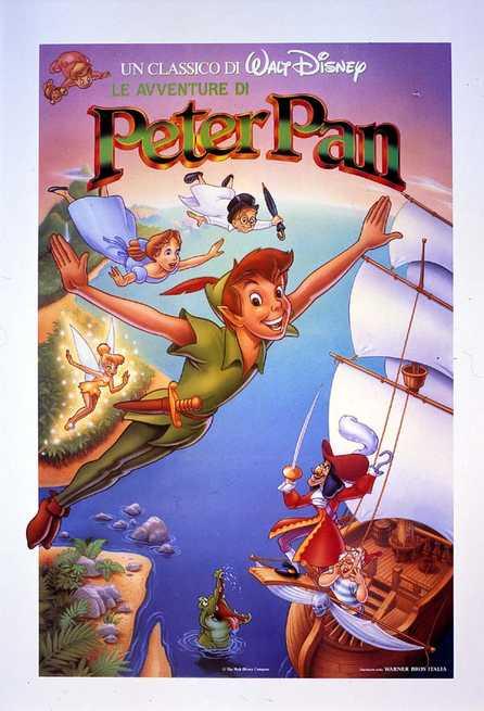 Le avventure di peter pan 1953 filmtv.it