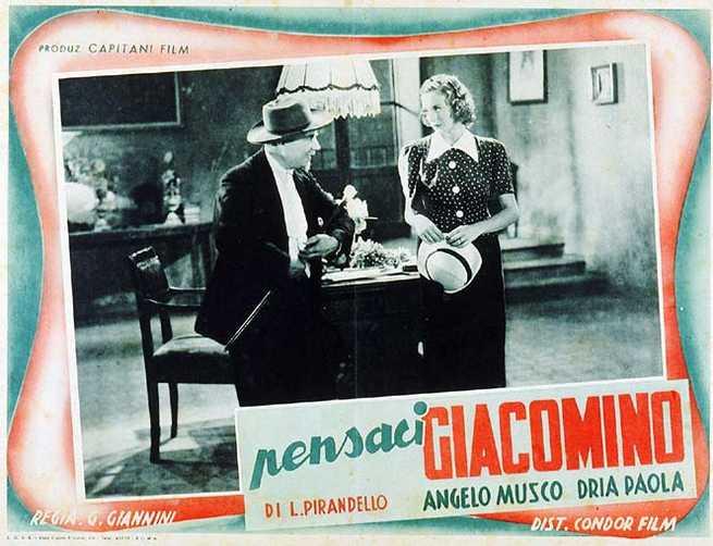 Pensaci Giacomino! (1936)