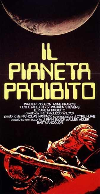 2/5 - Il pianeta proibito