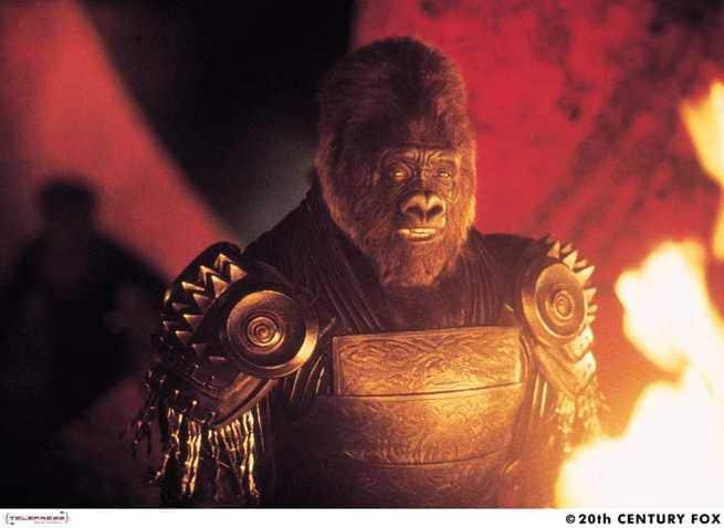 1/7 - Planet of the Apes - Il pianeta delle scimmie