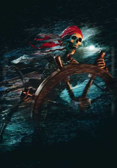 1/7 - Pirati dei Caraibi. La maledizione della prima luna