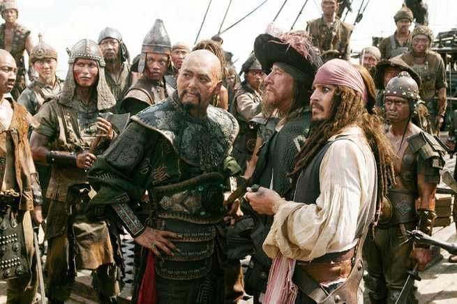 1/7 - Pirati dei Caraibi. Ai confini del mondo