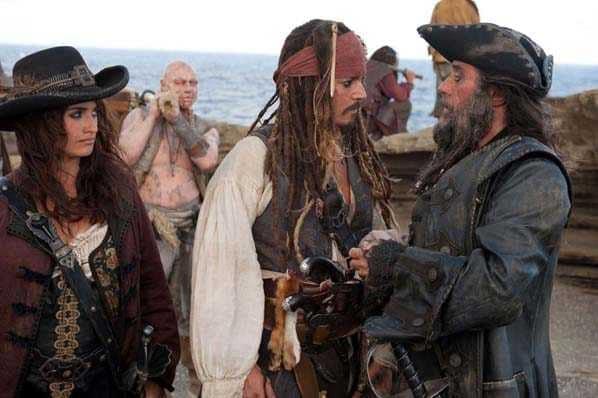 2/7 - Pirati dei Caraibi 4. Oltre i confini del mare