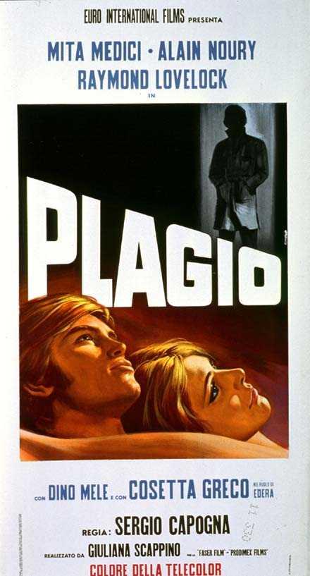 Risultati immagini per plagio 1969