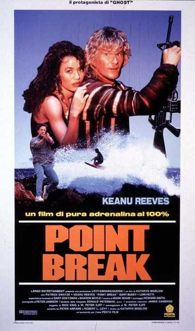 2/7 - Point Break. Punto di rottura