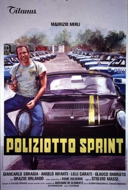 1/2 - Poliziotto sprint