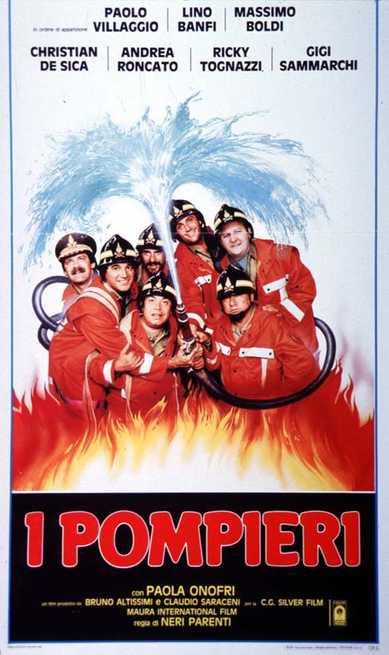 1/4 - I pompieri