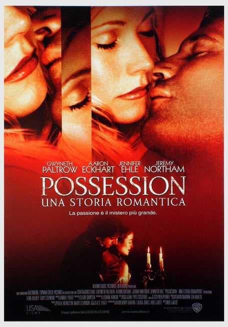 2/7 - Possession. Una storia romantica