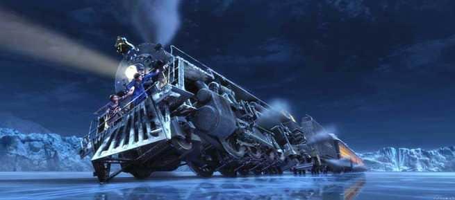 1/7 - Polar Express